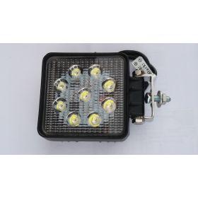 Proiector patrat 9 LED 27W BK69005S