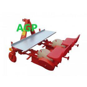 Masina de plantat rasaduri 2R Akpil